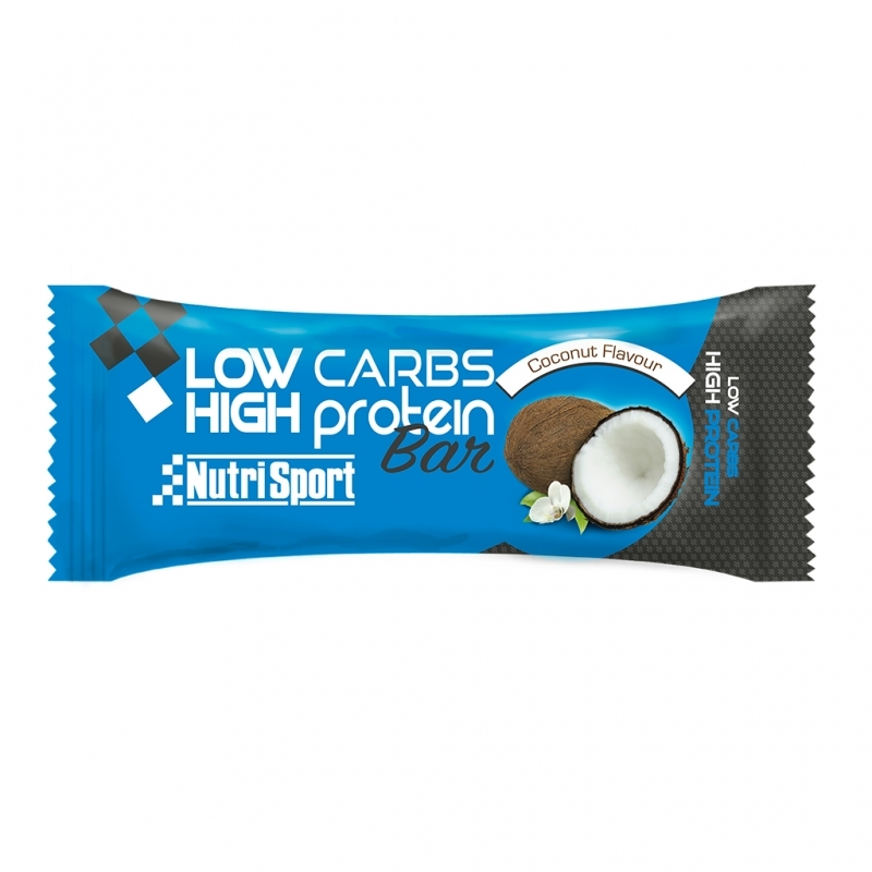 Barra Low Carbs High Protein CocoNut (16x)