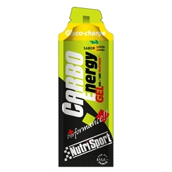Gel CarboEnergy 66g Limão (18x)